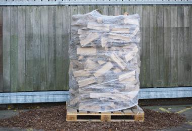 Netbox brandhout - 1,50m³ halfdroog hardhout