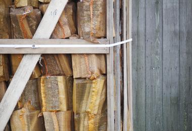 Netzak brandhout 22 dm³ - Pallet