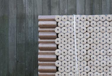Hardhoutbriketten - 20 x 5 stuks
